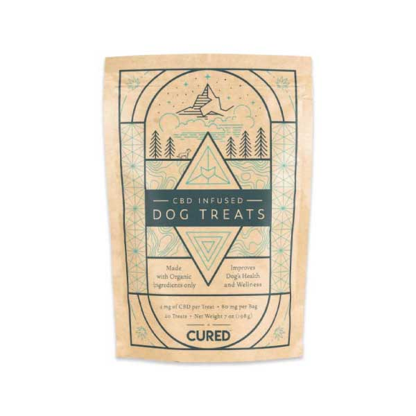 CBD Pet Treats | Cured Nutrition