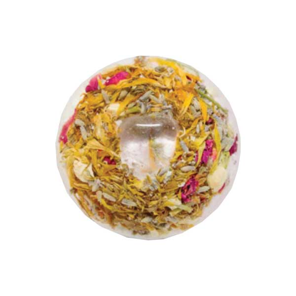 Flower Child CBD Bath Bomb | Life Flower